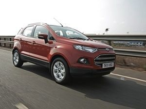 Ford Ecosport Tops Intial Quality Survey Zigwheels Com Ford