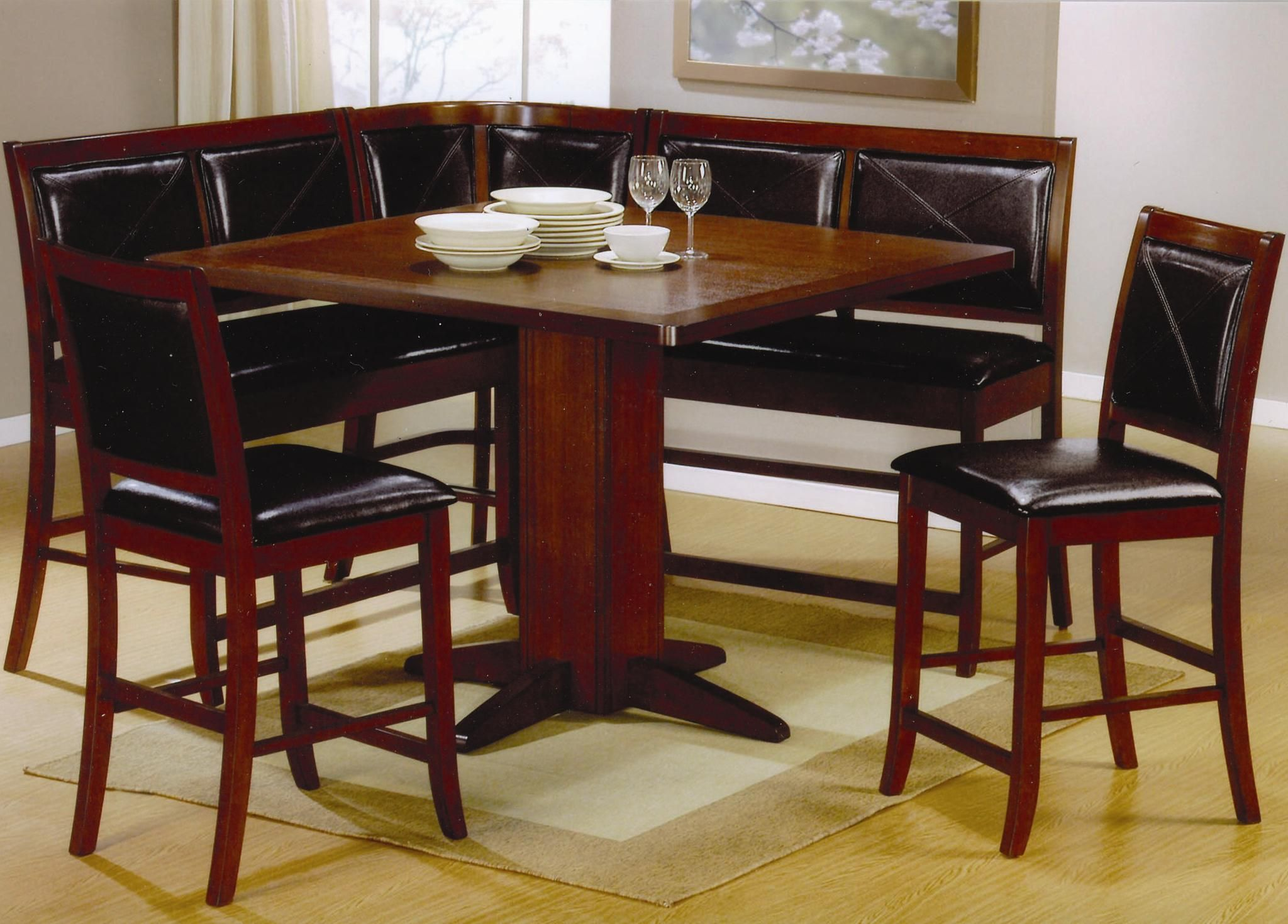 Picture Of Dining Room Nook Sets Counter Height Dining Table
