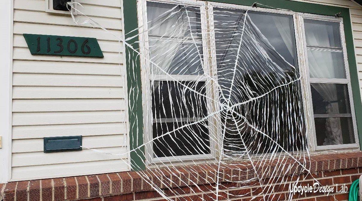 Giant Spiders Wed Decoration Spider Web Decoration Halloween