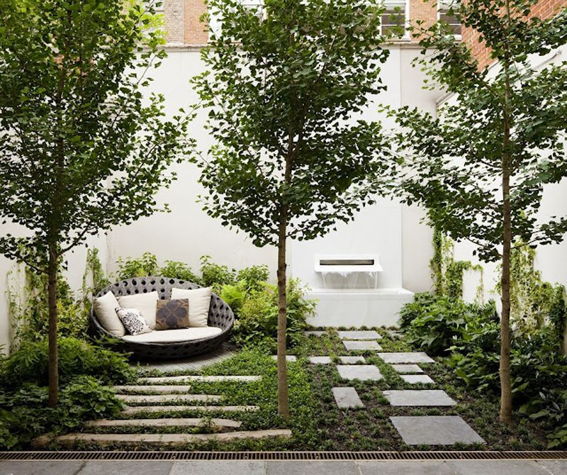 Hgtv Small Front Yard Landscaping Ideas: 35 Beautiful Front Yard And Backyard Landscaping Ideas