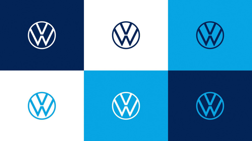 Pin by kiuho hoo on Branding Logo redesign, Volkswagen