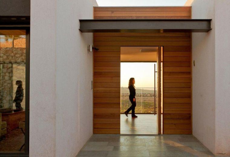 Revestimiento de paredes interiores con madera - 34 ideas