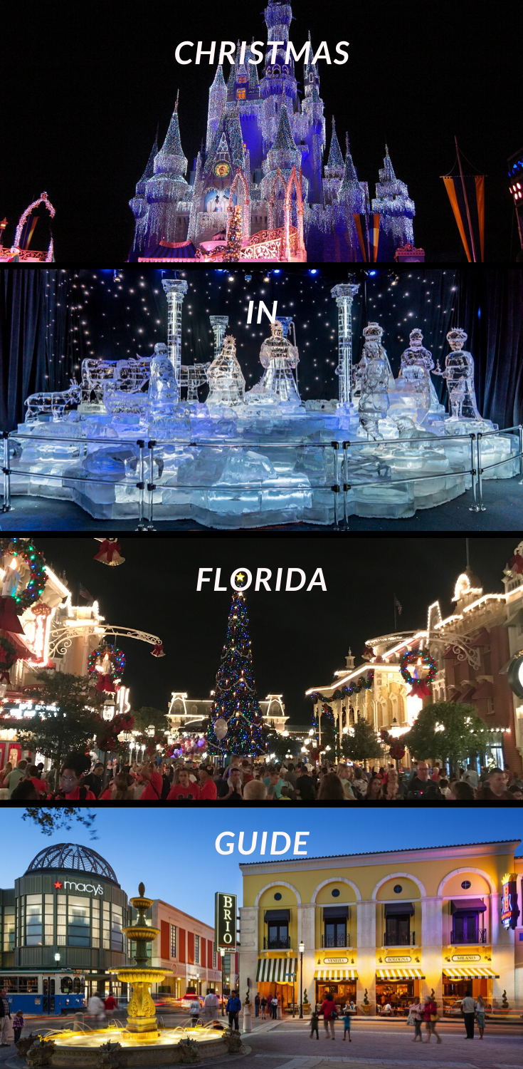 Christmas In Florida Disney World Tips And Tricks Florida Christmas Florida Travel