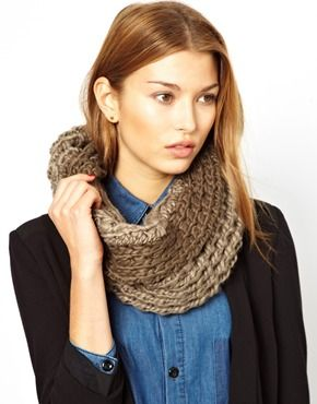 French Connection Luxurious Lucky Snood