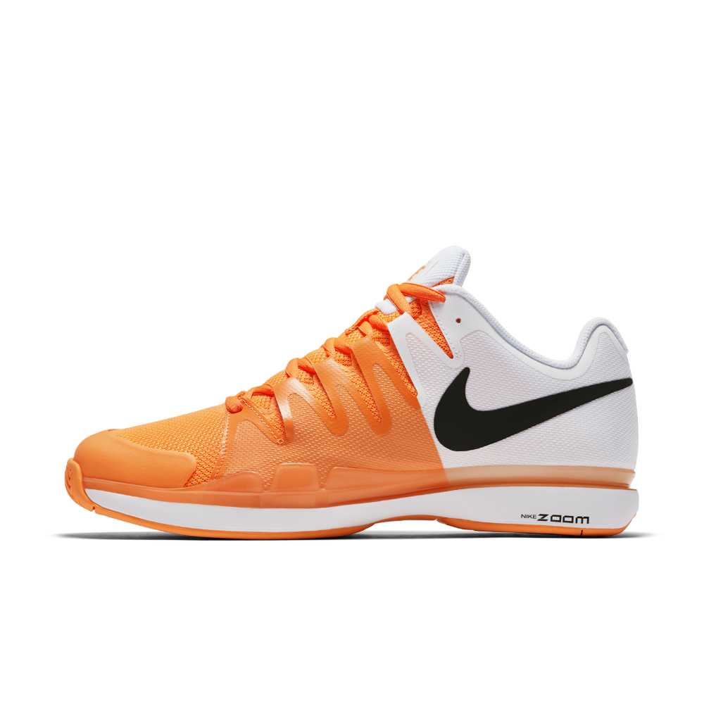 e297be482f176c Nike NikeCourt Zoom Vapor 9.5 Tour Men s Tennis Shoe Size 12.5 (Orange)