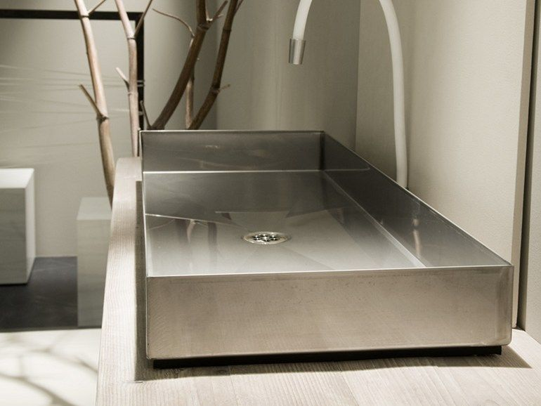 Lavabo Stainless Industriel Idees