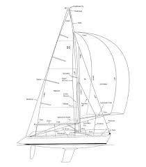 Resultado de imagem para bruce roberts 34 sailboat