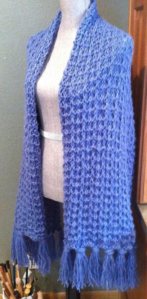 Free Knitting Pattern for Whelk Stitch Prayer Shawl | BREI ...