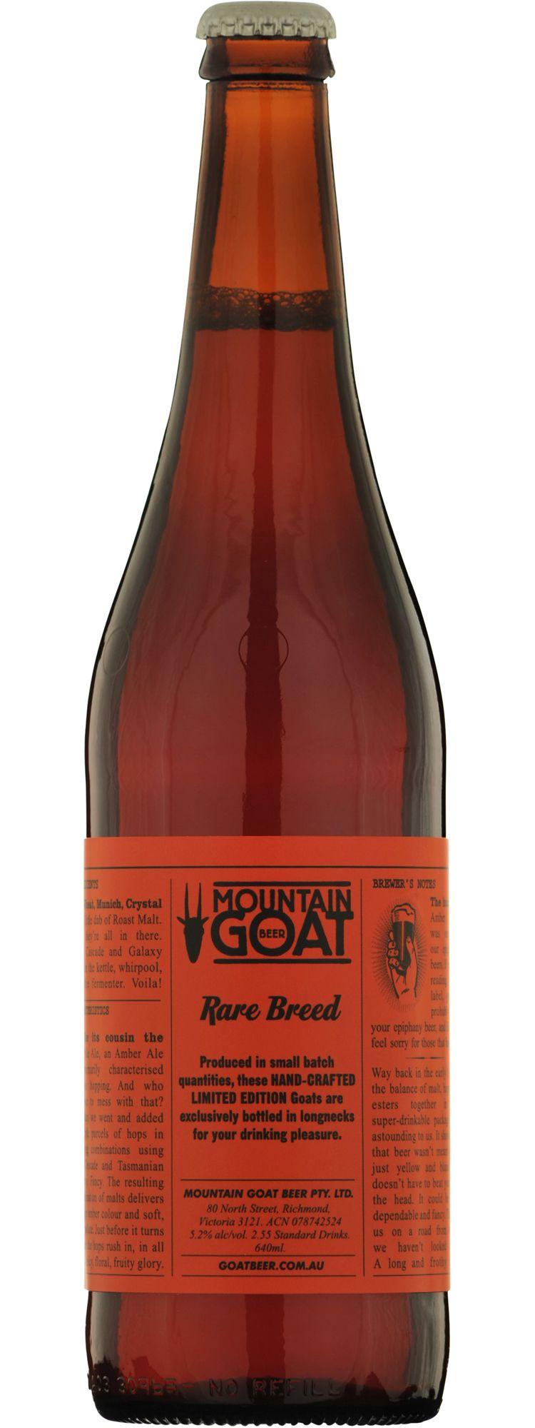 Mountain Goat Beer Beer Specials Beer Design Beer Packaging
