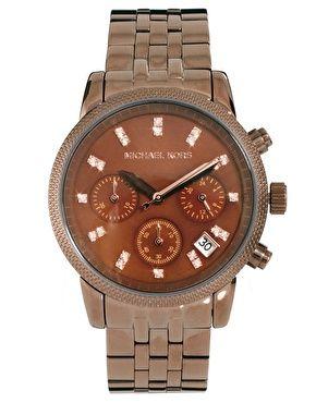 2712edf99b1b0 Michael Kors MK5547 Ritz Chronograph Watch Exclusive to ASOS ...