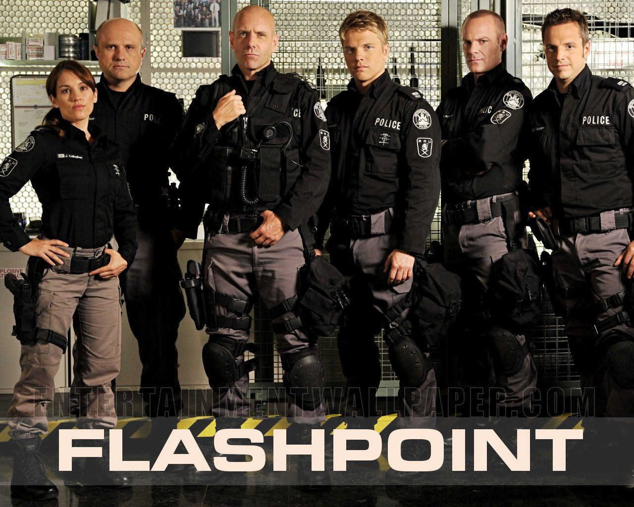 "25 Days 'Til Christmas Countdown: Favorite TV Gems #24 ""Flashpoint"