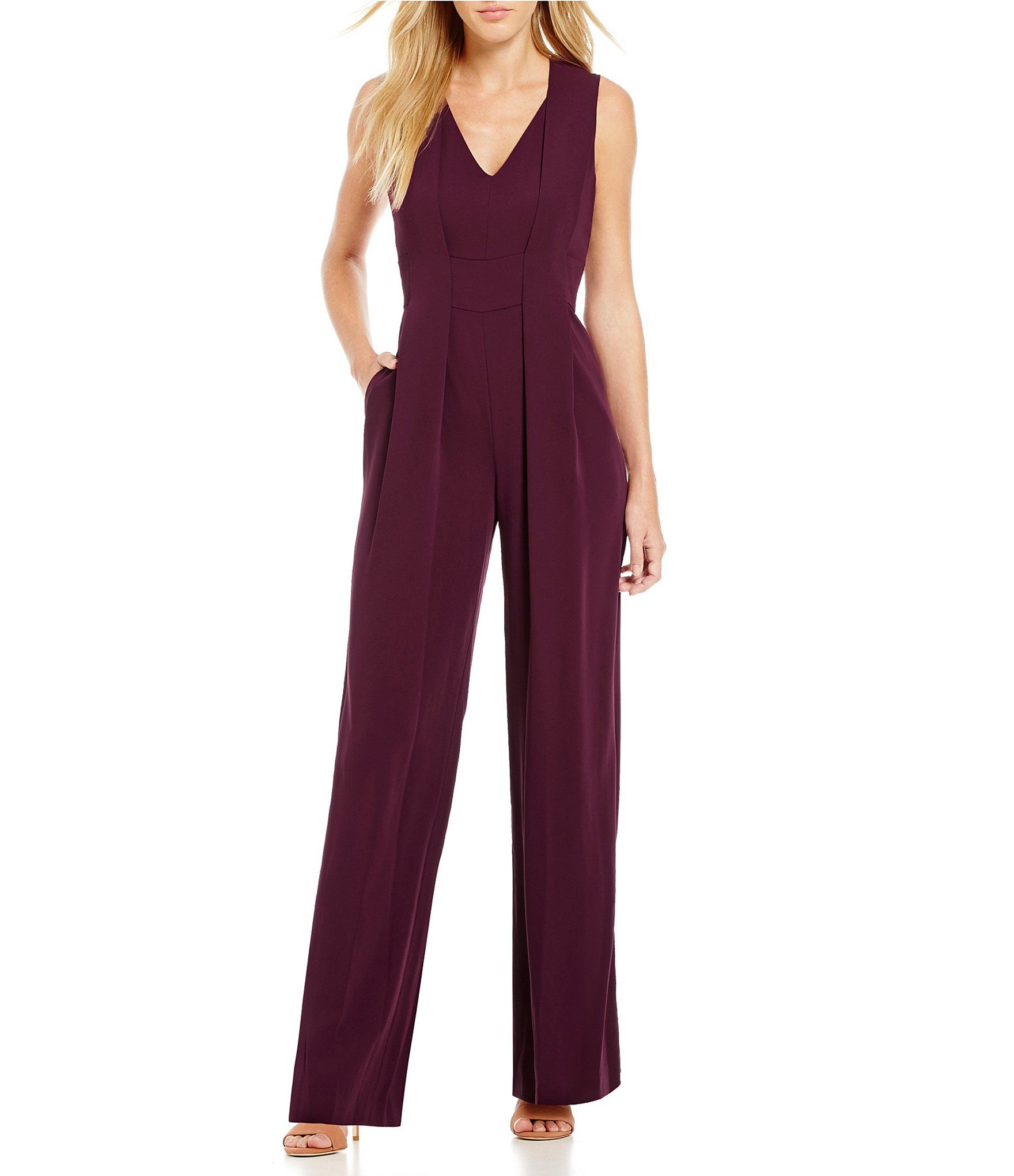 15 Jumpsuits You Can Absolutely Wear As A Wedding Guest Dress For The Wedding Wedding Guest Dress Guest Dresses Jumpsuit Dressy