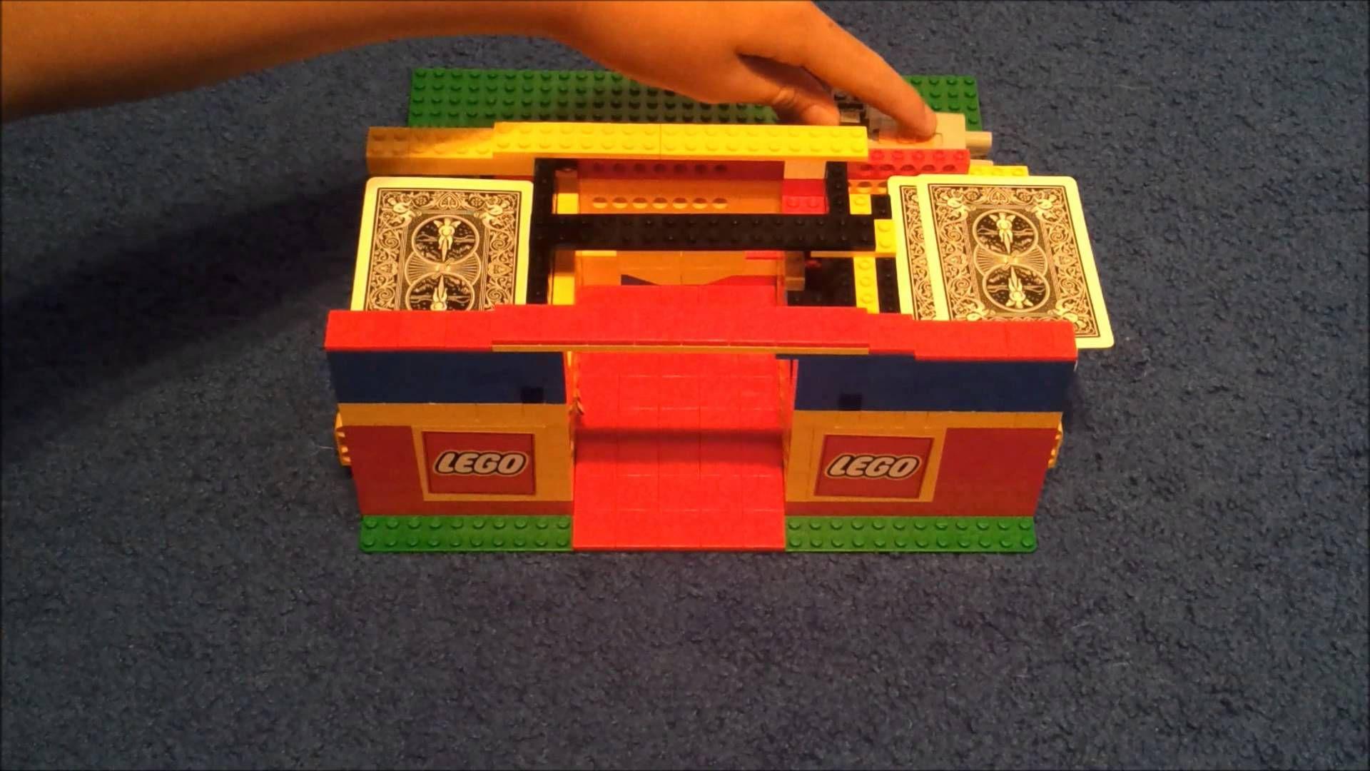 Lego Card Shuffler Lego Card Cards Lego