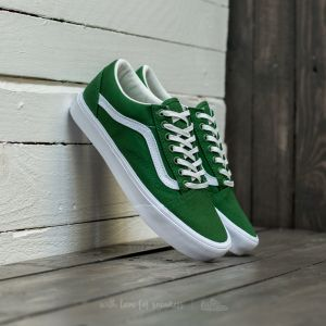 vans skool zielone