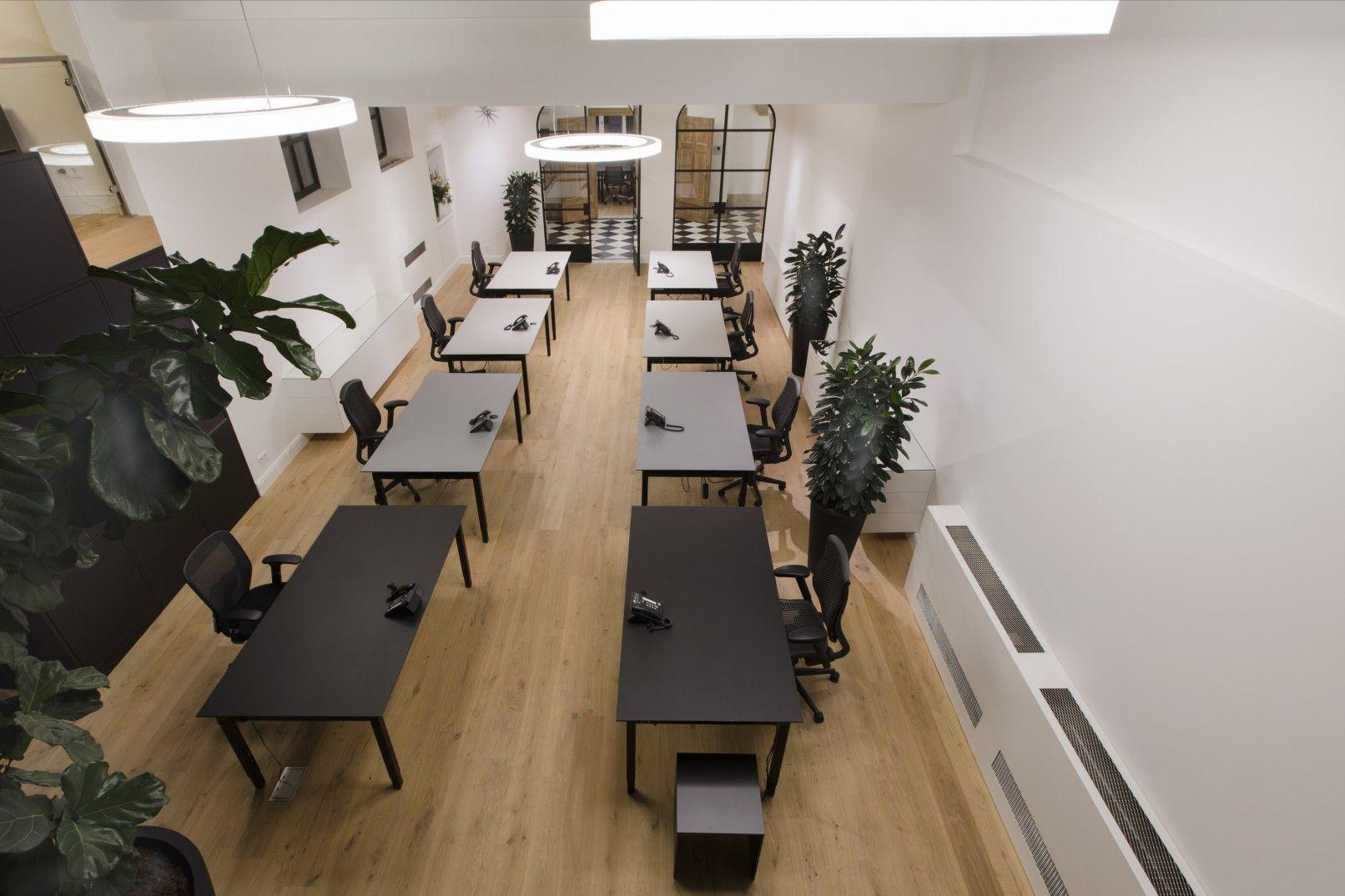 Justus tjebbo interieur project kantoor oudezijds voorburgwal