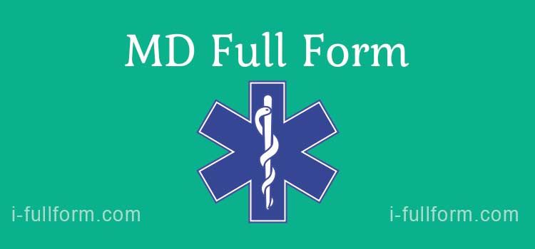 Md full form what is md medical sales diagnostic