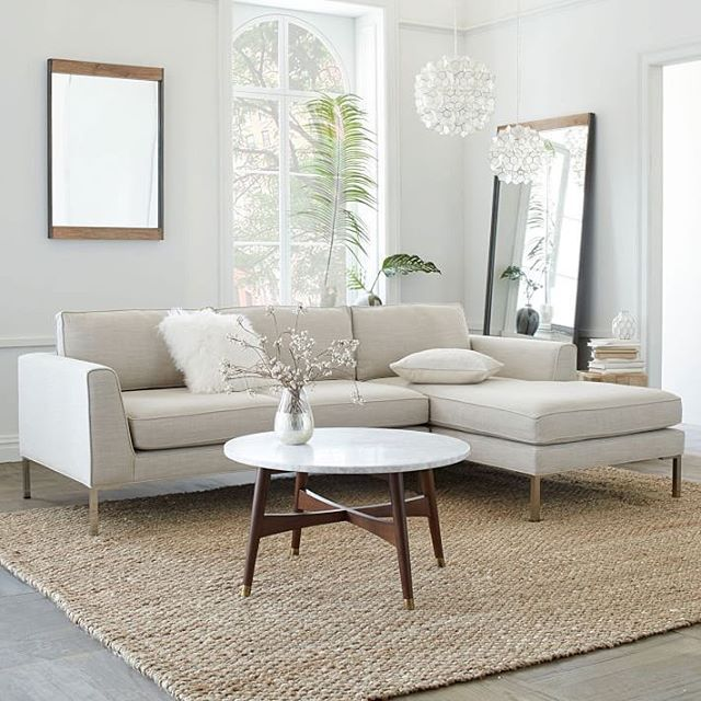 West Elm On Instagram Here S Your Reminder That Our Sofa Sale Ends Tomorrow An Apartment Living Room Design Apartment Living Room Sectional Sofas Living Room #west #elm #living #room #furniture