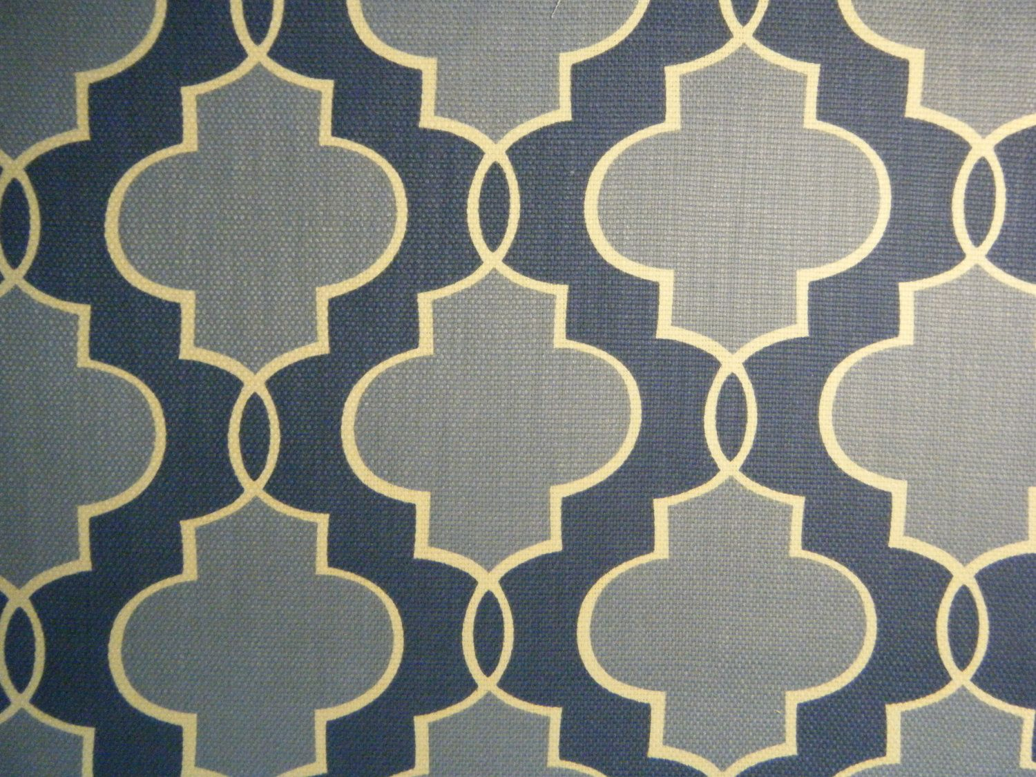 Moroccan curtains fabrics - Moroccan Inspired Geometric Print Upholstery Fabric 24 99 Via Etsy