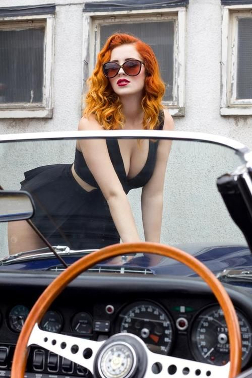 Redhead babe of the day #14