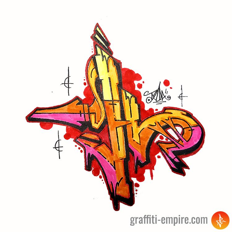 Graffiti Letter H Images In Different Styles Graffiti Empire Graffiti Lettering Graffiti Alphabet Wildstyle Graffiti Alphabet