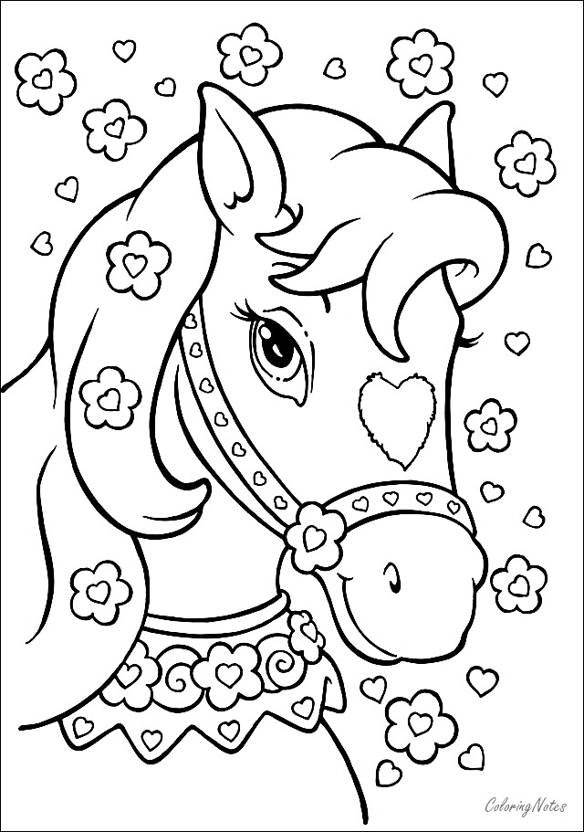 Easy Valentines Day Coloring Pages For Kids Unicorn Coloring Pages Disney Princess Coloring Pages Kids Printable Coloring Pages