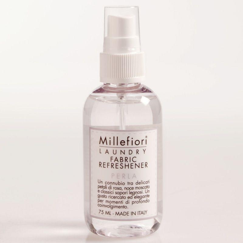 Millefiori Textilspray Perla Raumspray Klassische Eleganz Spray