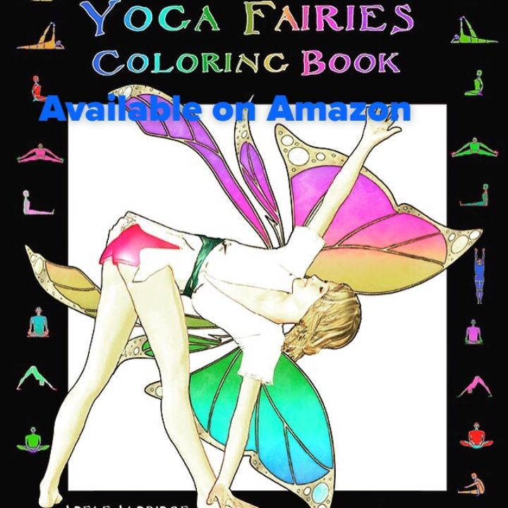 "Yoga Fairies Coloring Book  #yoga #cool #design #art #coloring ♫ Mitsuko Uchida - Piano Sonata No. 16 in C, K. 545 ""Sonata Facile"": I. Allegro Made with Flipagram - https://flipagram.com/f/nOS9w7aRir"