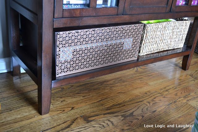 Baby Proofing The Cable Box Diy With Images Baby Proofing Living Room Baby Proofing Cable Box