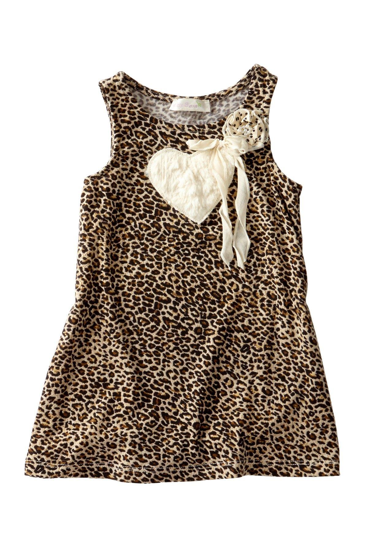 aca8460e4 Animal Print Dress (Baby, Toddler, & Little Girls) | For my Tiggy ...