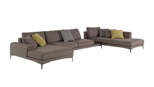 Roche bobois exclamation couches and m ridiennes for Chaise roche bobois