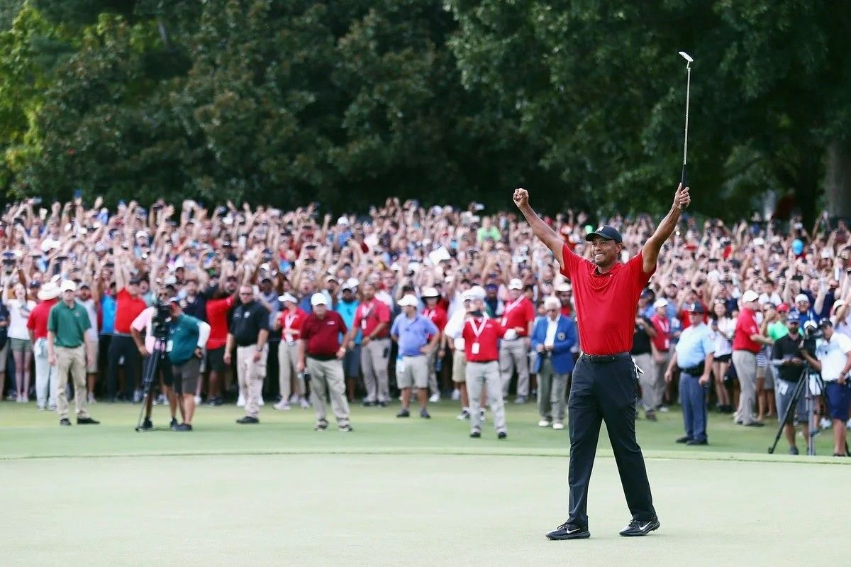 Pin by km on Sports Tiger woods, Woods golf, Golf channel