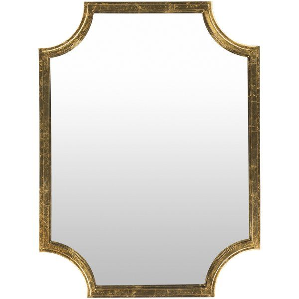 Joslyn Accent Wall Mirror Mirror Wall Gold Mirror Wall Traditional Wall Mirrors