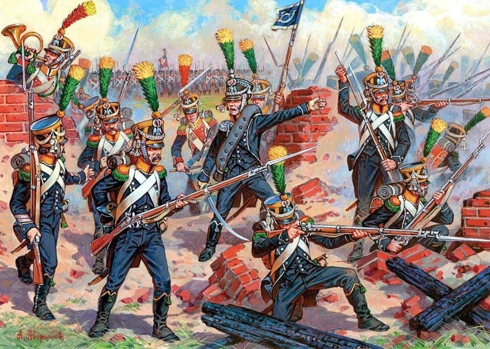 Volteggiatori della guardia imperiale