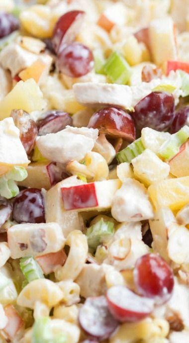 Pin On Pasta Salads