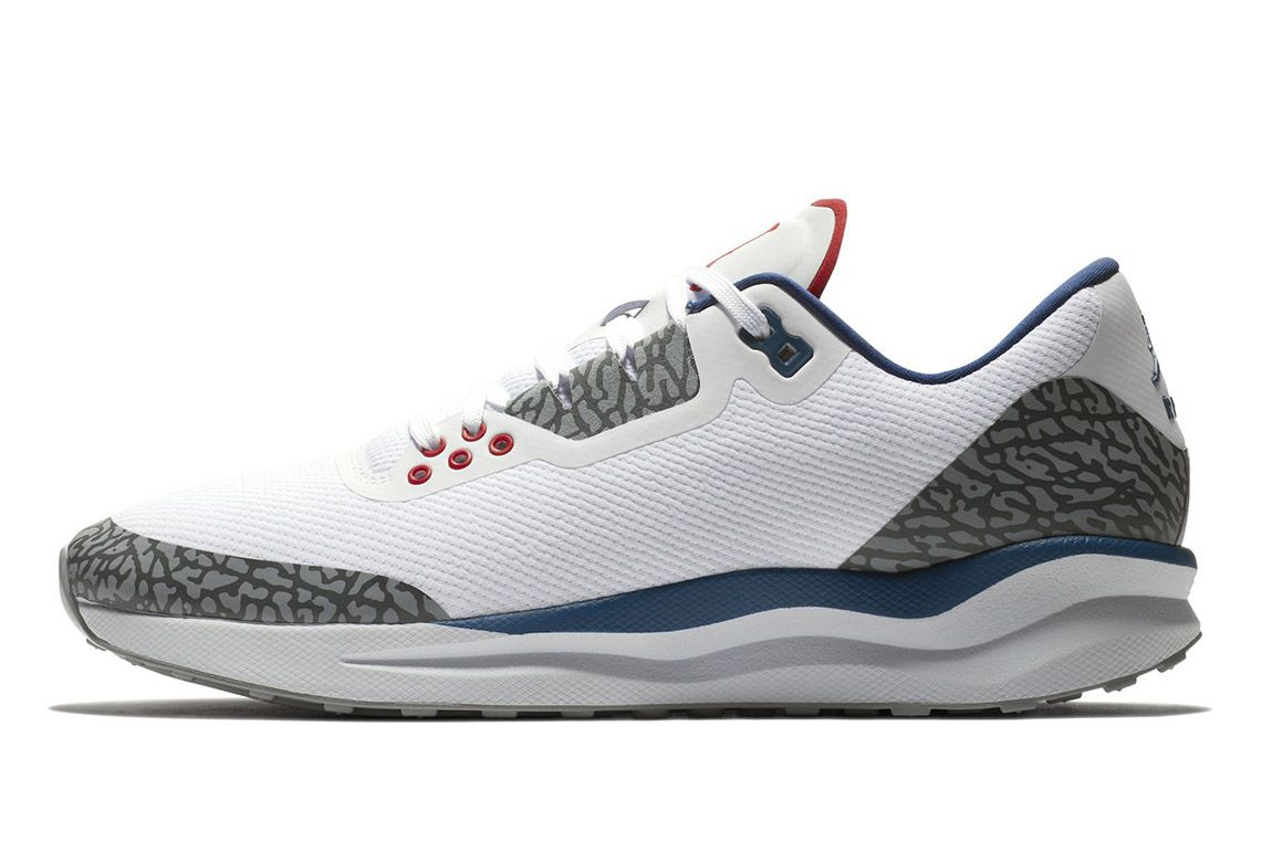 best service 3decb 03ce3 Jordan Zoom Tenacity 88 has Some Serious Air Jordan 3 inspiration - Sneaker  Freaker