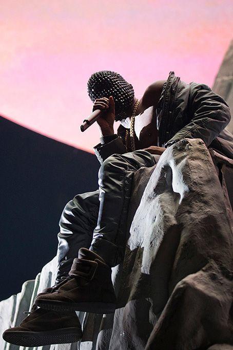 Kanye West Fashion Style Kanye West Yeezus Yeezus Tour Kanye West Wallpaper