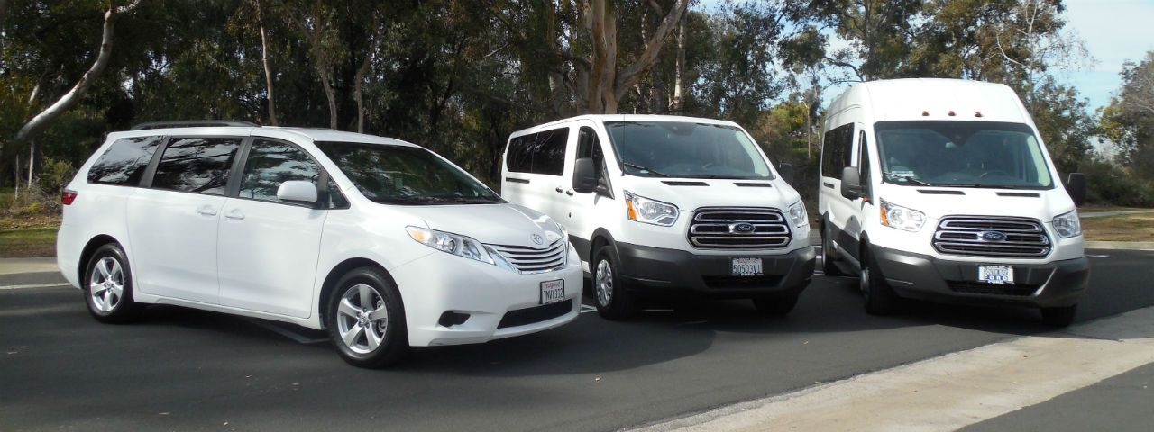 Are you in a search of 15 passenger van rental Toronto? If