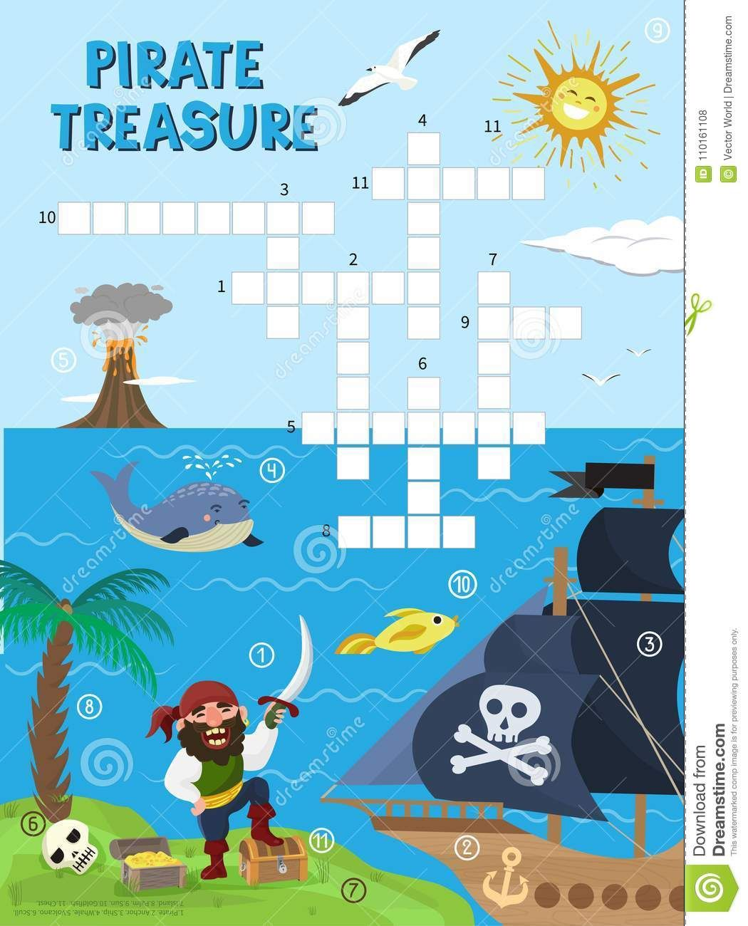 Kids Adventure Map