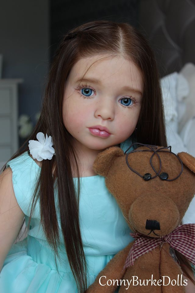 Aloenka Reborn Vinyl Doll Kit By Natali Blick Dolls