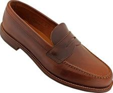 Alden Leisure Handsewn Penny Loafers | TheShoeMart.com in ...