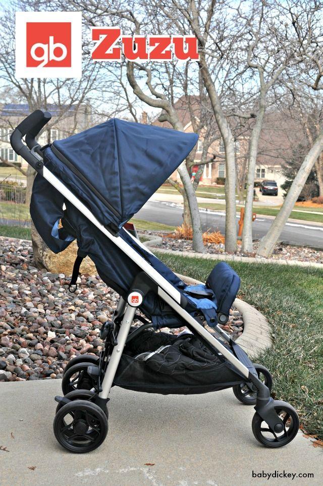 GB Zuzu stroller great onthego! Baby Dickey