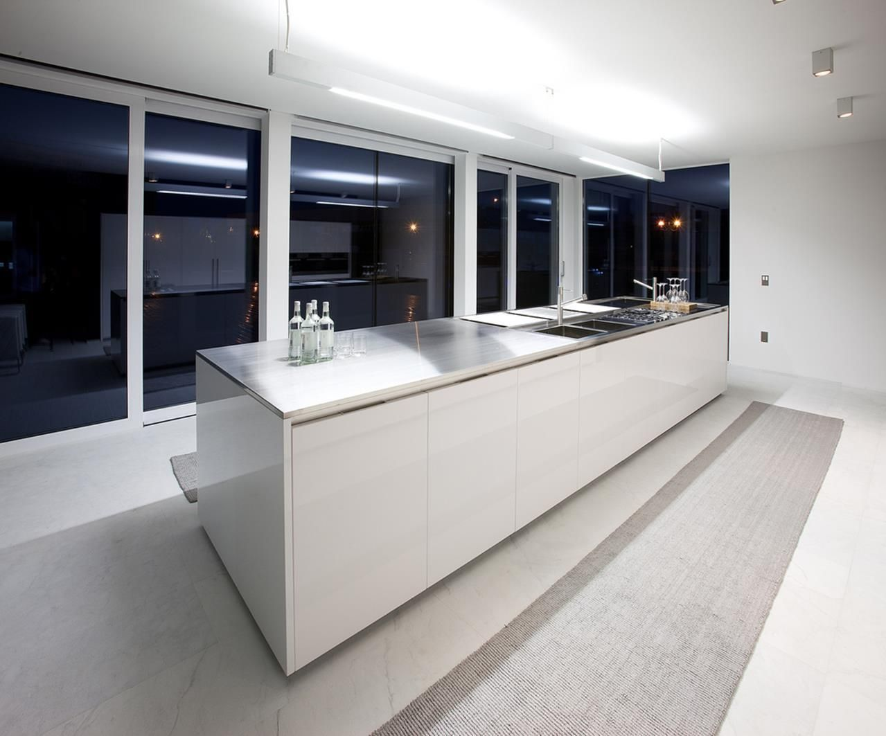 Stunning Ultra Modern Kitchen Island Design Ideas Craft And Home Ideas Kitchen Interior Design Modern Modern Kitchen Island Design Minimalist Home Decor