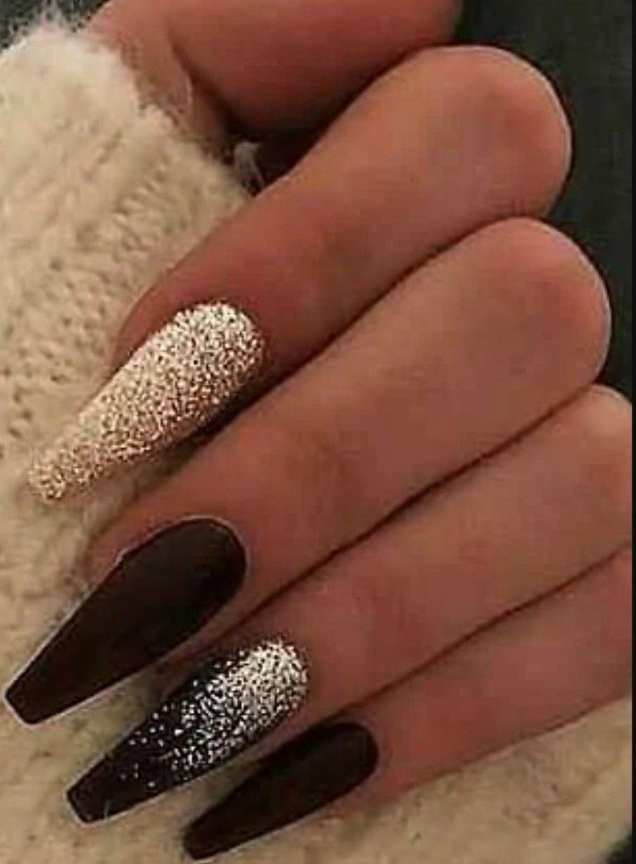 Modele De Unghii Cu Gel 2020 Manichiură La Nivel De Artă Alizera In 2020 Ombre Acrylic Nails Long Nails Nail Designs