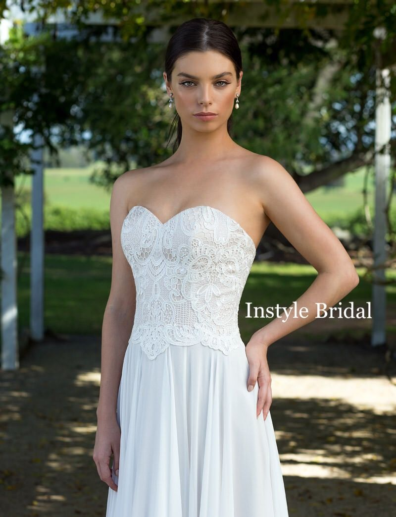 e7d8f9b680 The beautiful Tessa gown has just arrived in store from Jack Sullivan's  latest bridal gown collection