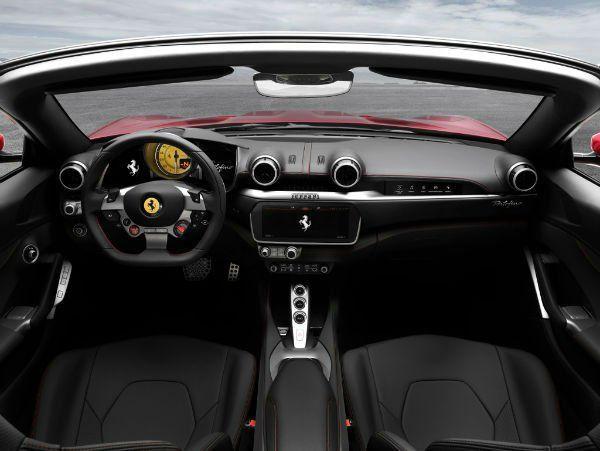 Ferrari Portofino 2019 Interior In 2020 Ferrari Laferrari Ferrari Convertible Ferrari 458 Speciale