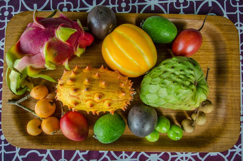 Weird Fruits To Try 9
