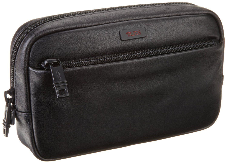 3b56f7423f5f Tumi Luggage Alpha Slim Leather Travel Kit.  beauty