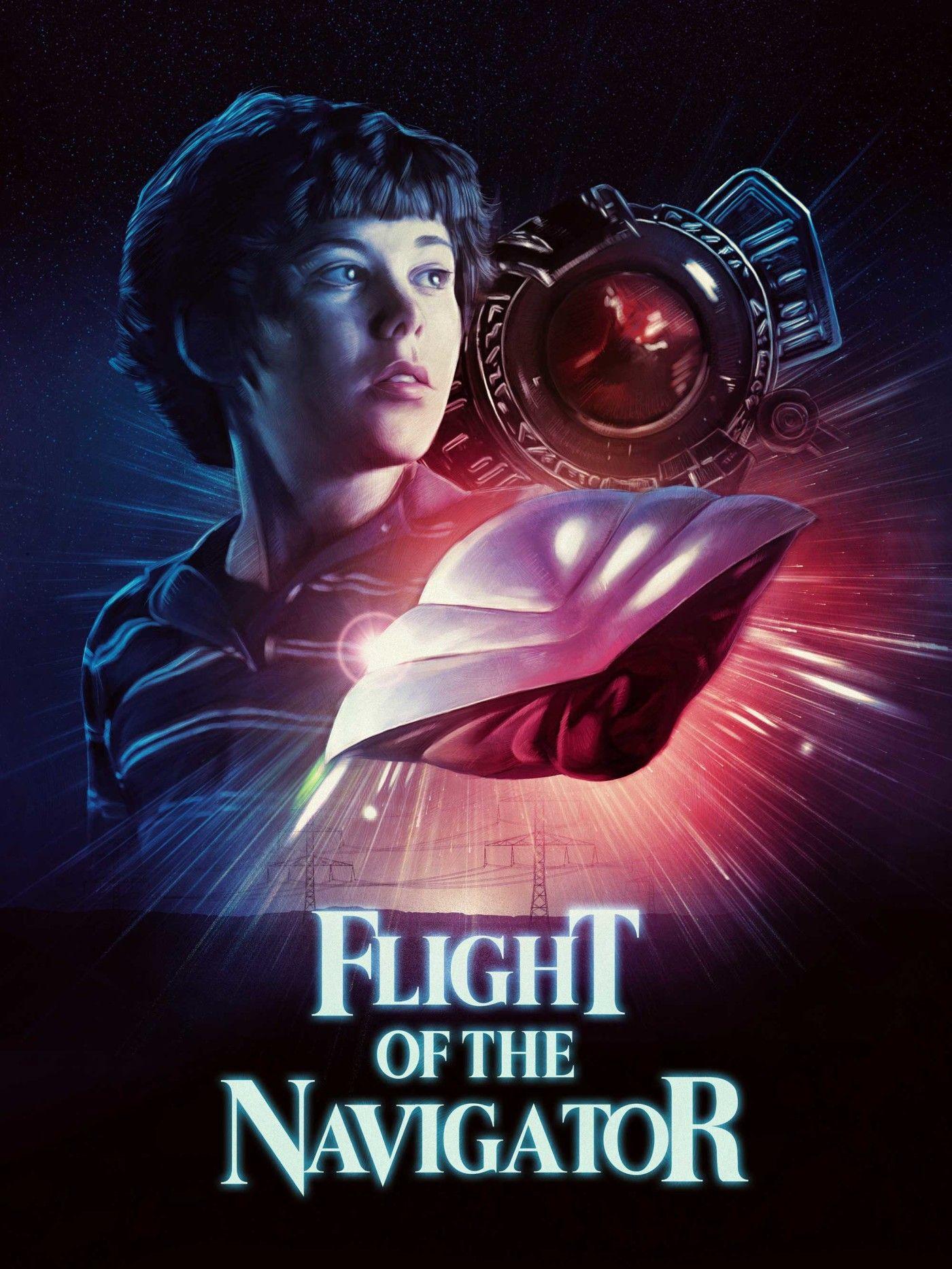 Flight of the navigator 1986 in 2020 flight of the
