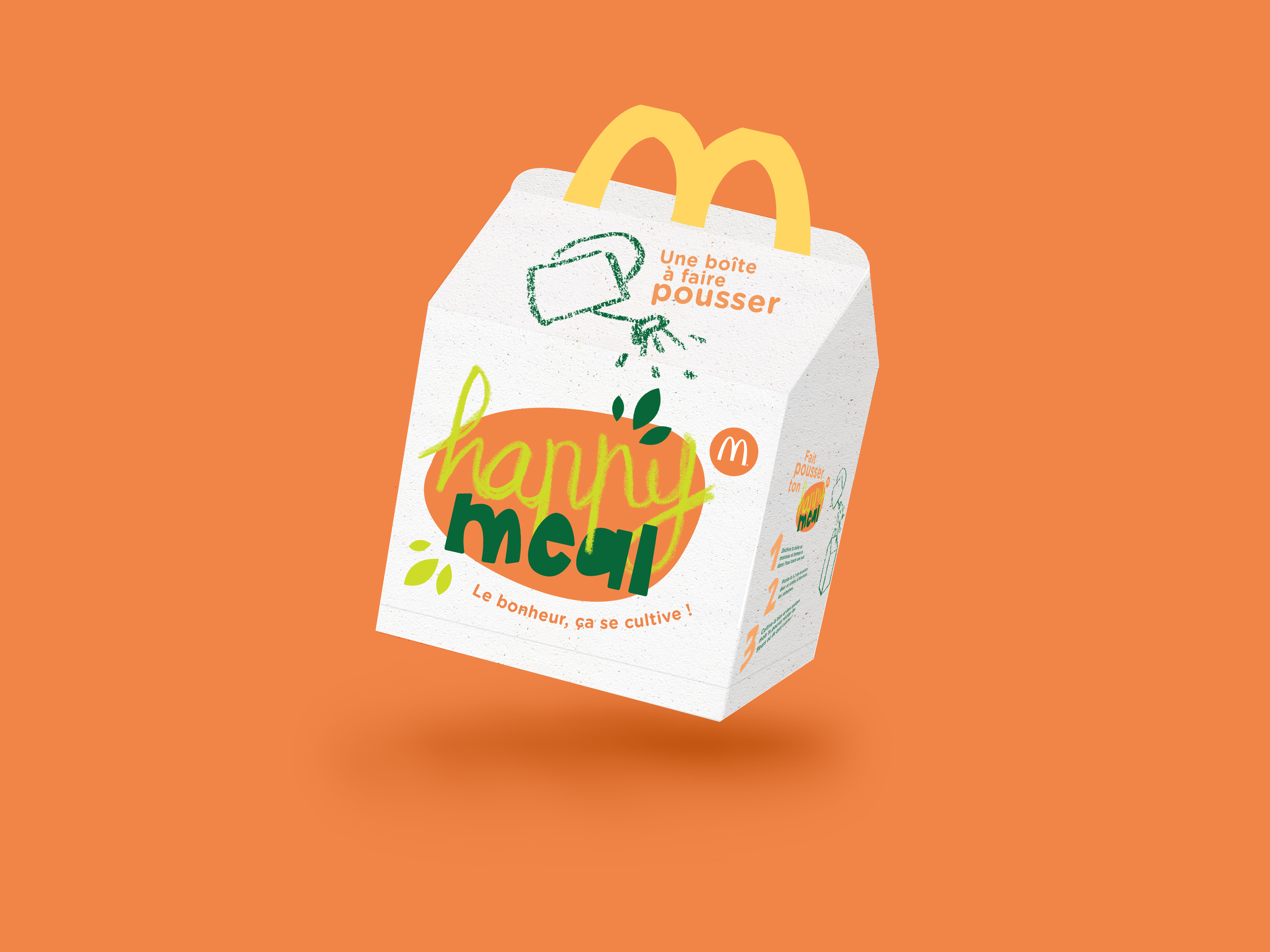 Check Out This Behance Project Happy Meal Student Contest Https Www Behance Net Gallery 49009497 Happy Meal Student Happy Meal Student Contest Student