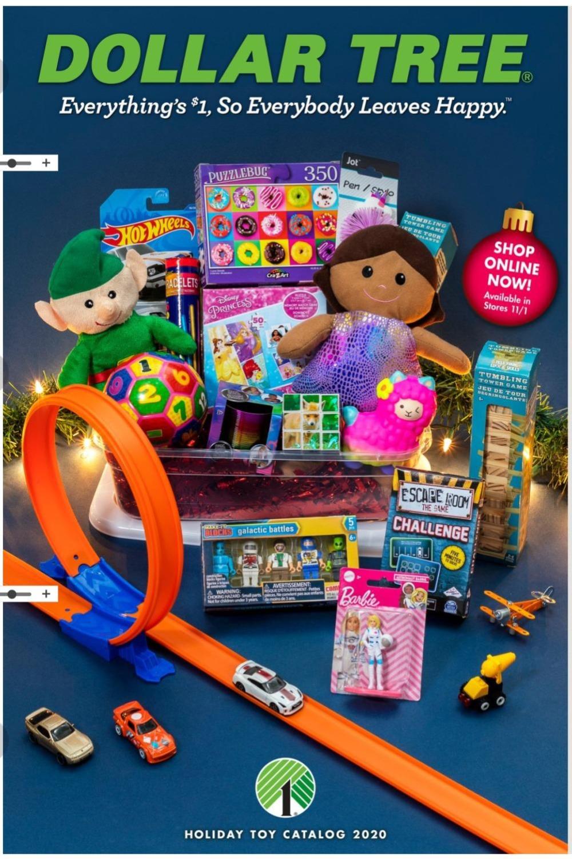 Dollar Tree Black Friday 2020 Ad Scan Sales Deals Dealsplus In 2020 Dollar Tree Holiday Toys Holiday Party Decorations